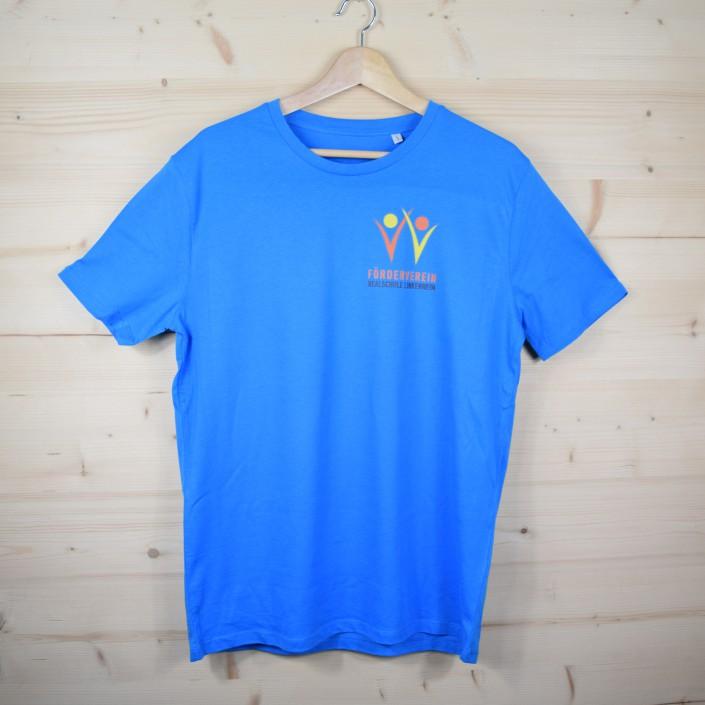 T-Shirts für den Förderverein der Realschule Linkenheim-Hochstetten
