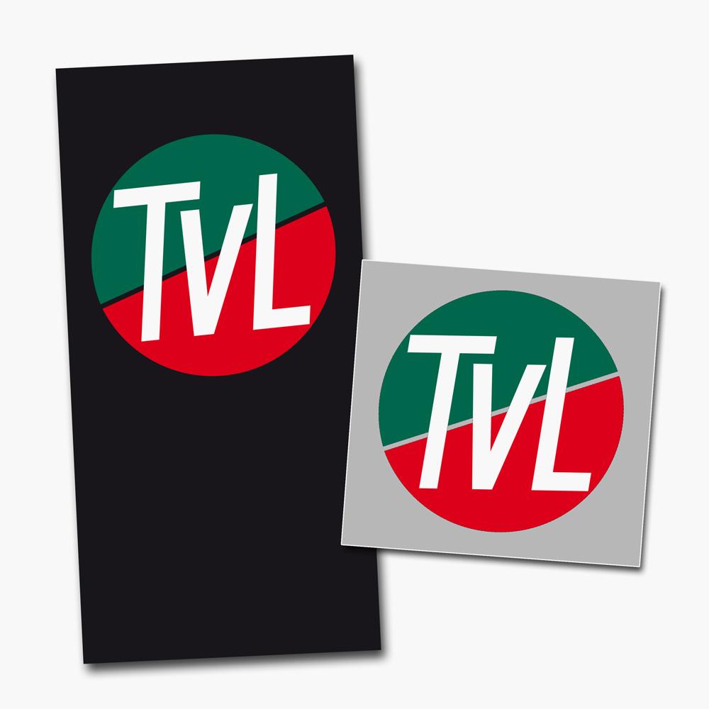 Bannergestaltung und komplette Abwicklung für den Turnverein Linkenheim.