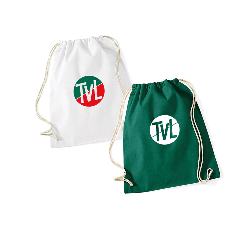 Baumwoll-Turnbeutel für den TVL (Turnverein Linkenheim 1901 e. V.)